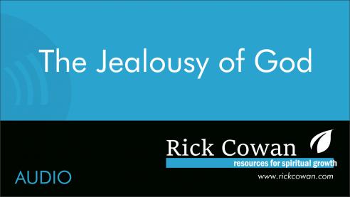 The Jealousy of God